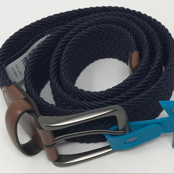 5acbc62af189 Original Penguin Accessories | Web Belt Navy Size 3032 | Poshmark